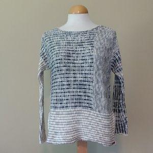 [ROXY] Mixed Pattern Sweater